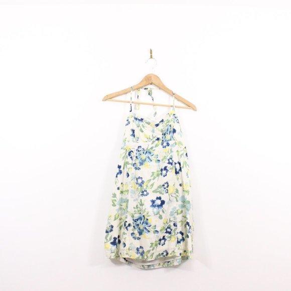Garage Mini Halter Dress